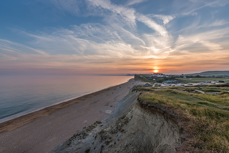 Burton Bradstock - top places to visit in Dorset