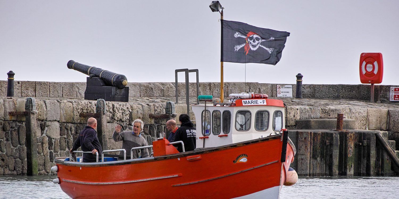 Harry May Fishing Trips in Lyme Regis, Dorset