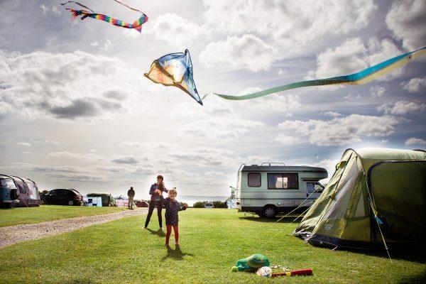 Highlands End Holiday Park in Dorset
