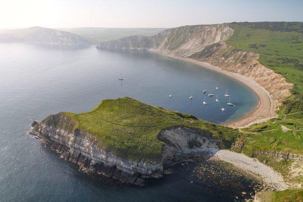 Worbarrow Bay - beaches in Dorset