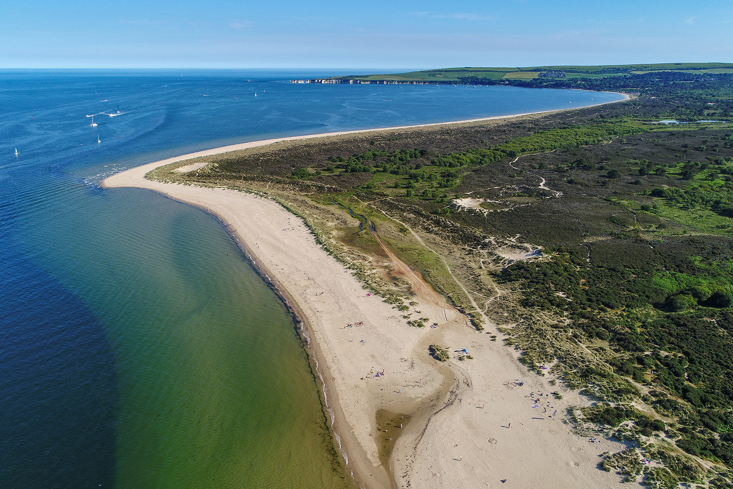 Studland Bay | Dorset Beaches | West Dorset Leisure Holidays