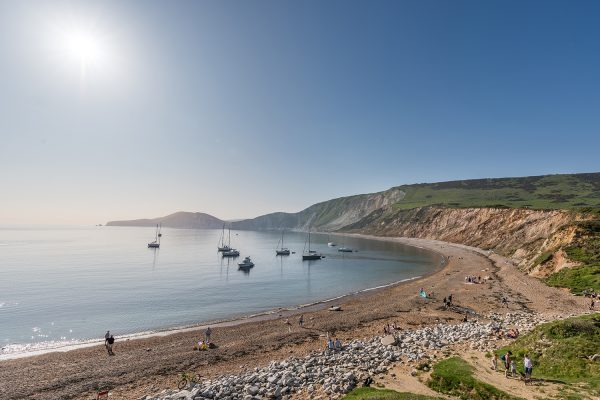 Worbarrow Bay - beaches in Dorset
