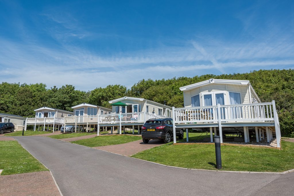 Dog friendly Caravans in Dorset