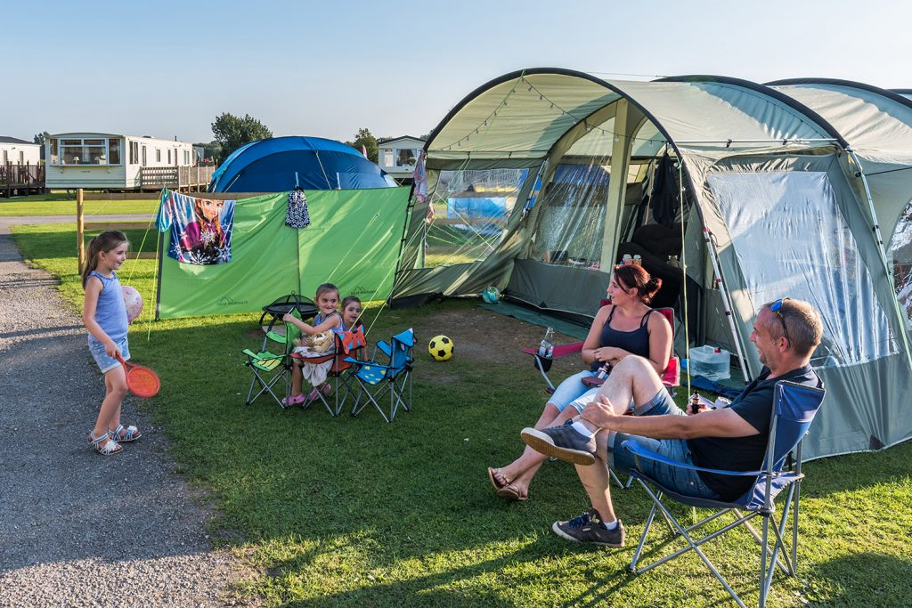 Campsites in Dorset
