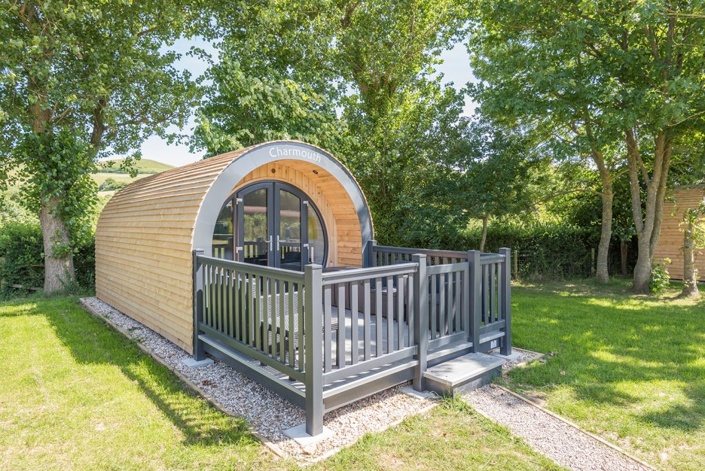 Glamping Holidays in Dorset