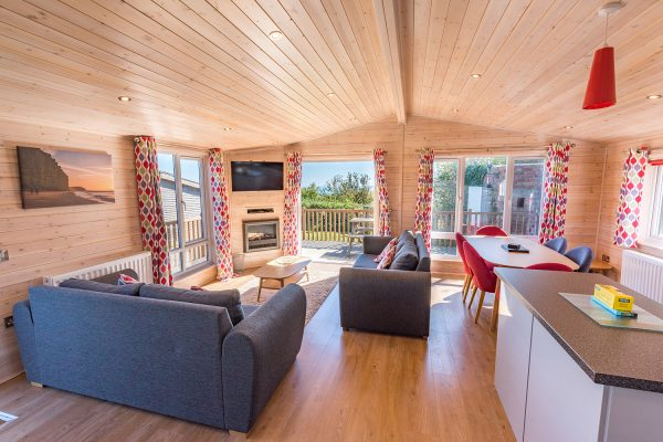 Highlands End Holiday Park in Dorset