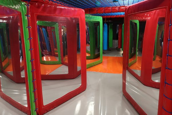 The Little Fire Station Soft Play in Dorset