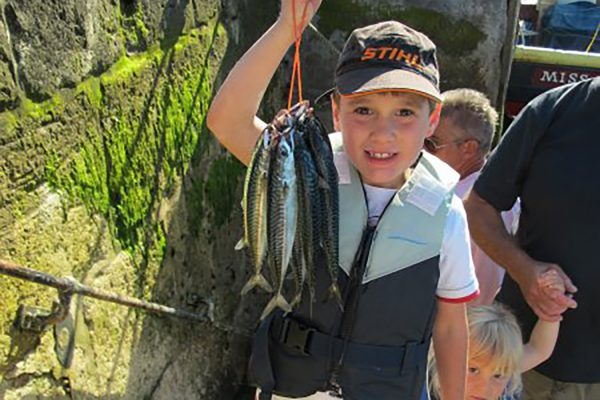 Harry May Fishing Trips
