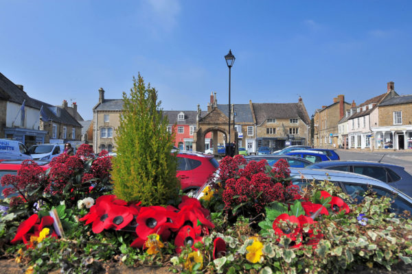 Beaminster in Dorset