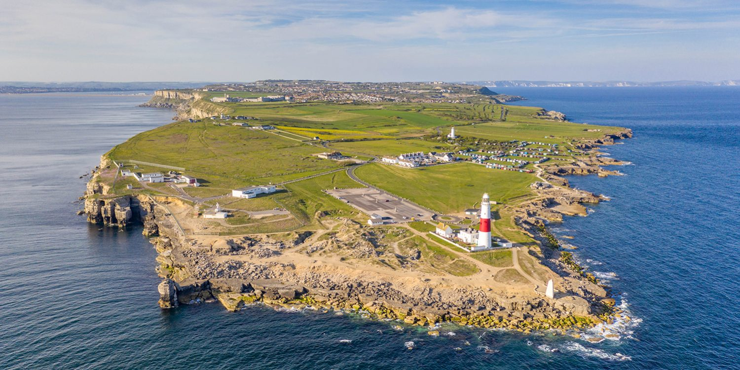 Portland Bill in Dorset