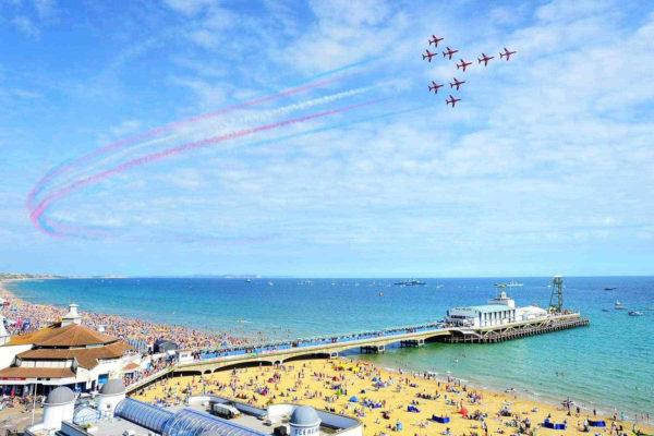 Bournemouth in Dorset