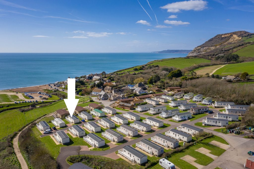 Dorset Caravan Holidays at Golden Cap Holiday Park