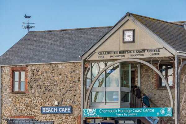 Charmouth Heritage Coast Centre in Dorset