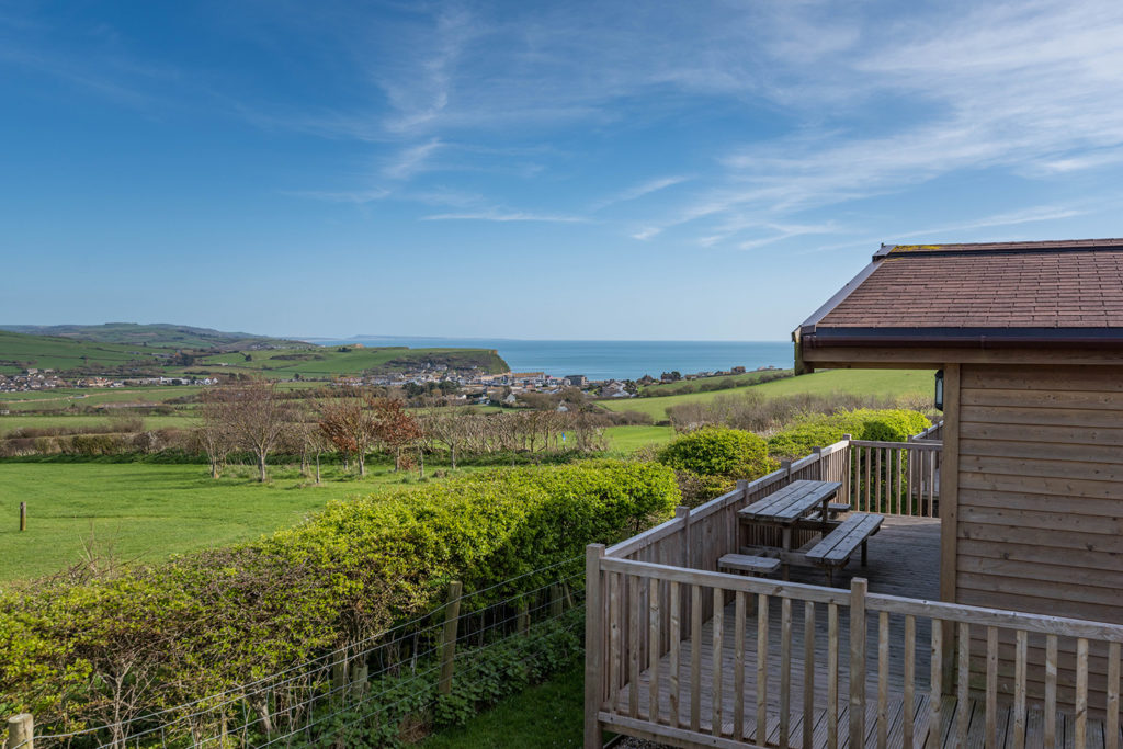 Family holidays in Dorset at Highlands End Holiday Park