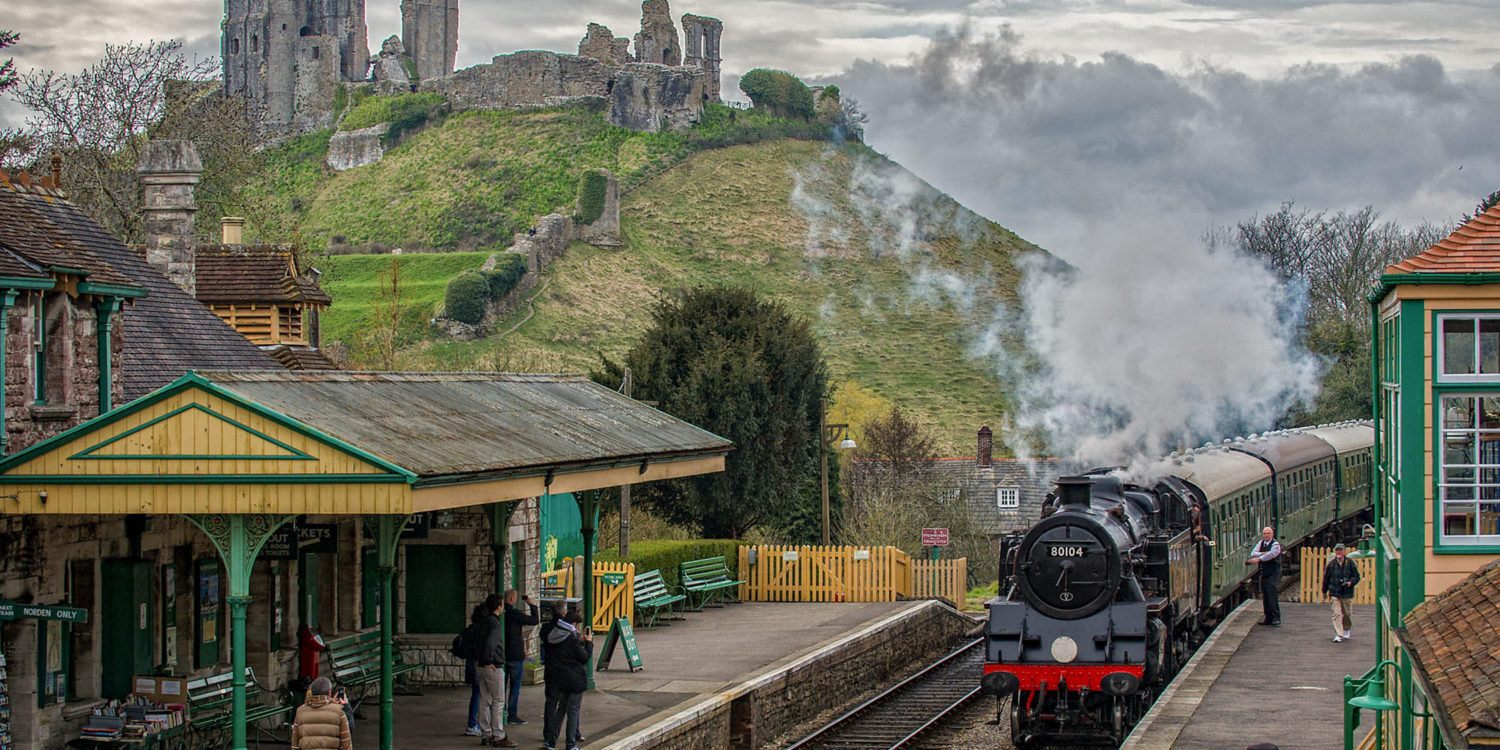 Swanage Railway in Dorset