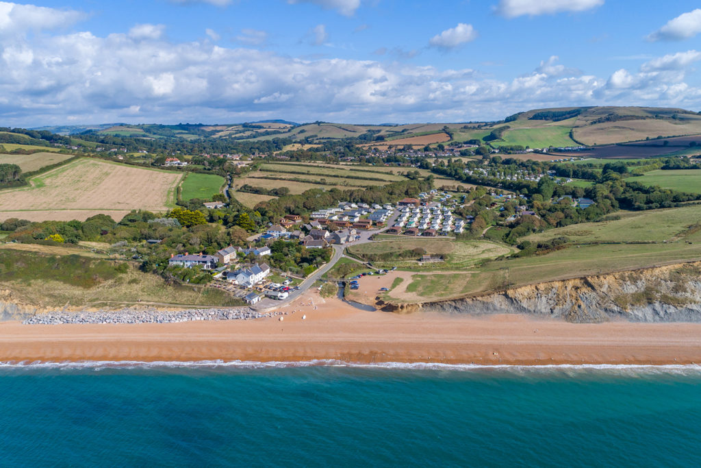 Golden Cap Holiday Park in Dorset