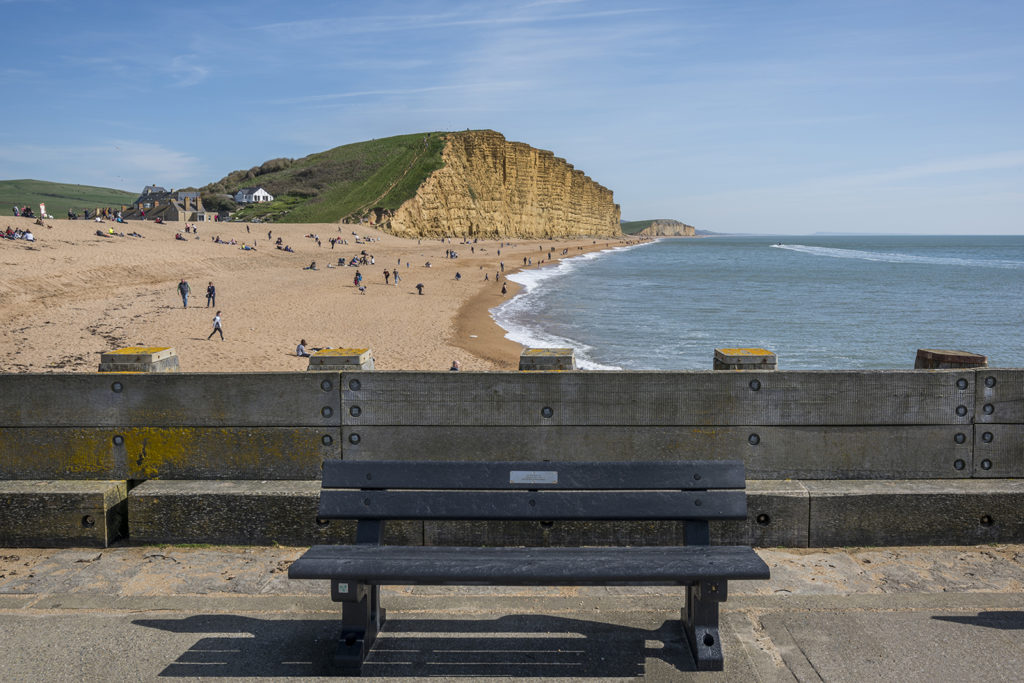 Highlands End Holiday Park on the Jurassic Coast in Dorset