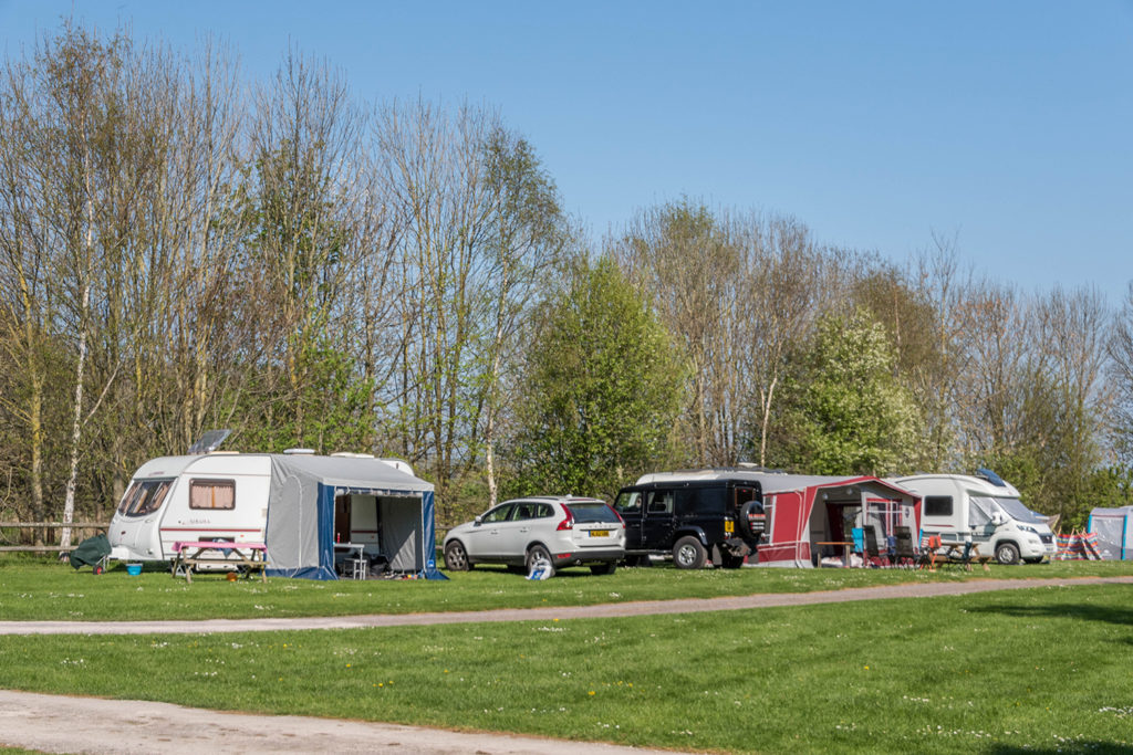 Touring Parks in Dorset at Graston Copse Holiday Park
