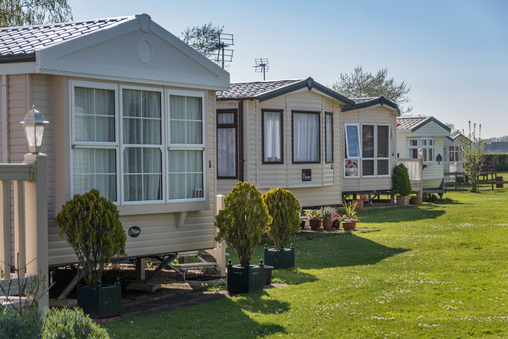 Graston Copse Holiday Park on the Jurassic Coast in Dorset