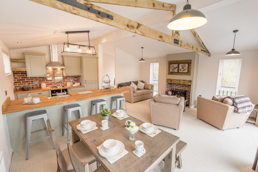 Lodges for sale in Dorset at Jurassic Retreat