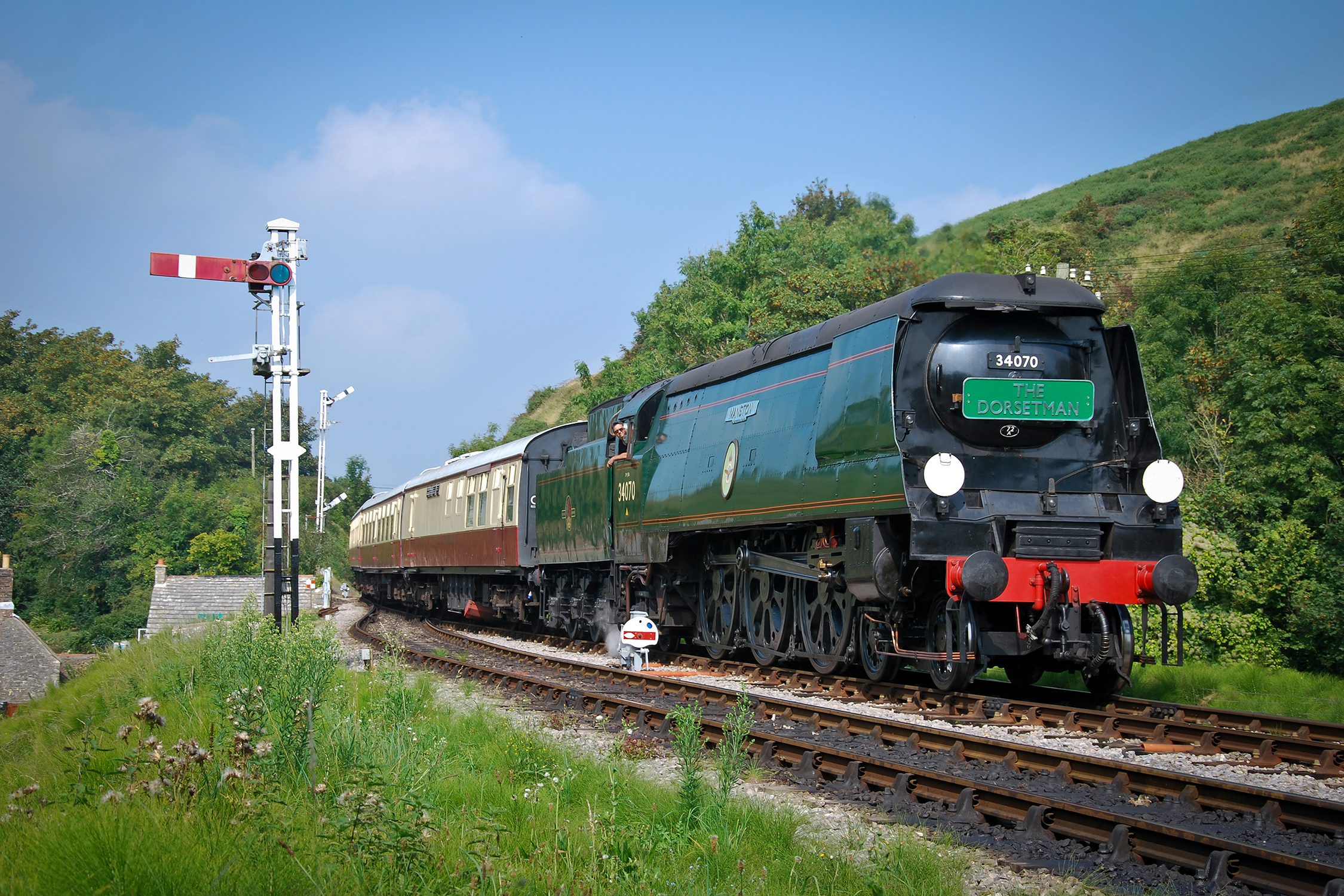 Golden West Homes >> Swanage Railway | Things to do in Dorset | West Dorset Leisure Holidays