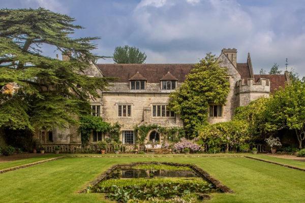 Athelhampton House & Gardens in Dorset