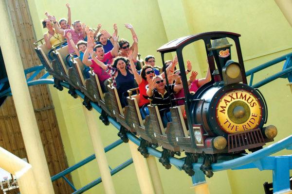 Crealy Theme Park