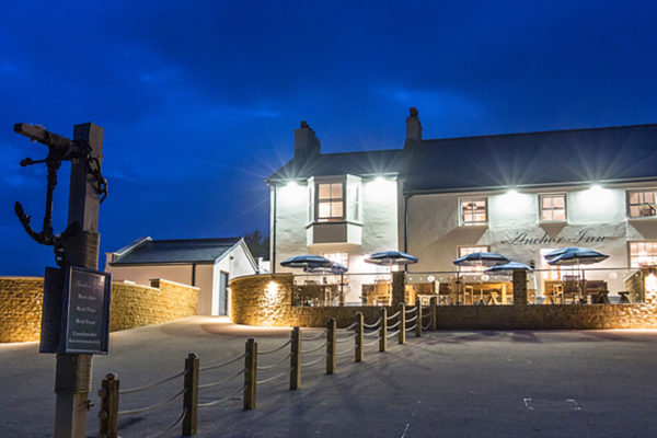 The Anchor Inn at Seatown in Dorset