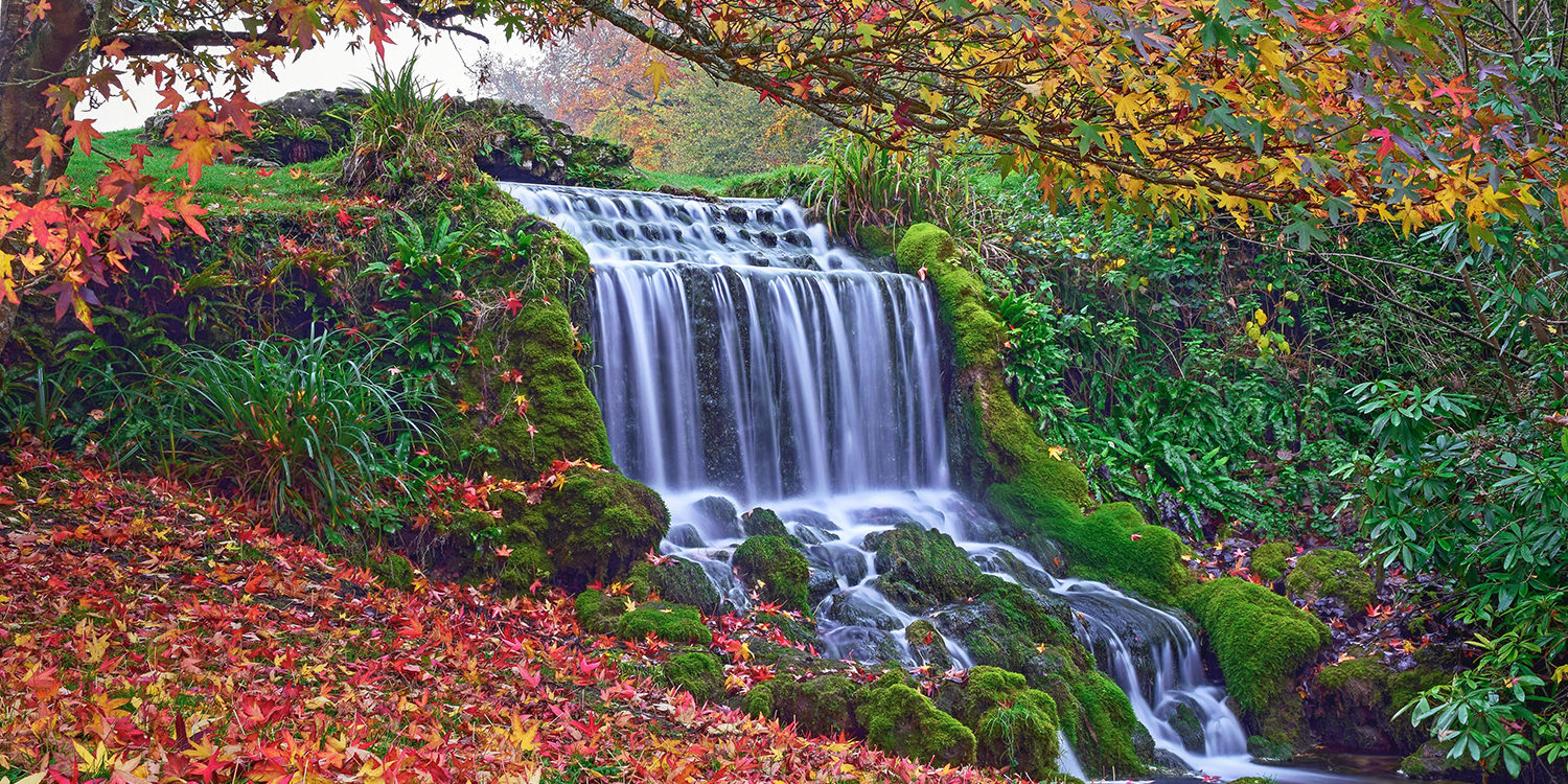 Little Bredy Waterfall - places to visit in Dorset