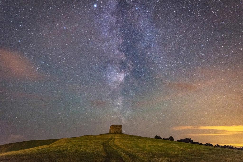 Stargazing in Dorset