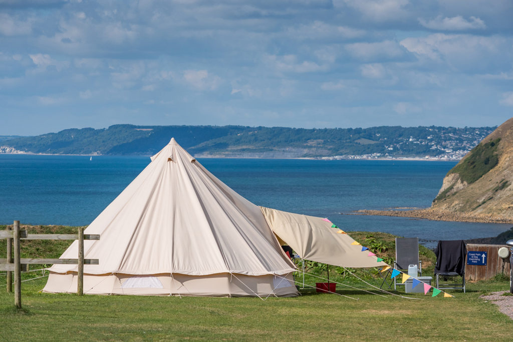 Camping holidays in Dorset with West Dorset Leisure Holidays