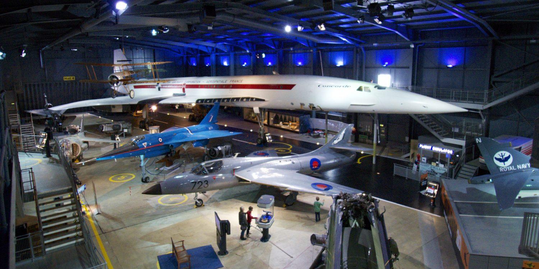 Fleet Air Arm Museum | West Dorset Leisure Holidays