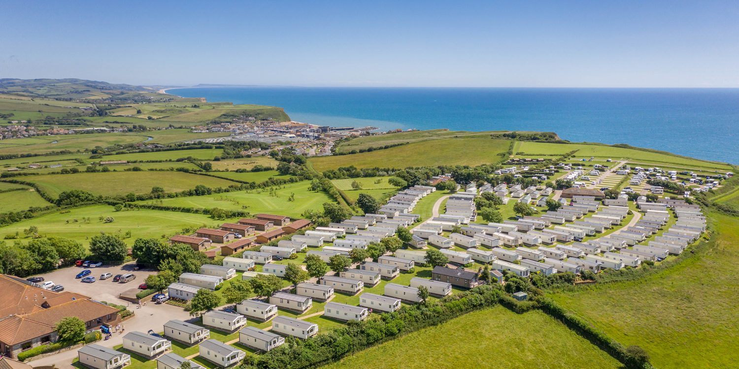Highlands End Holiday Park Dorset | Clifftop Camping and