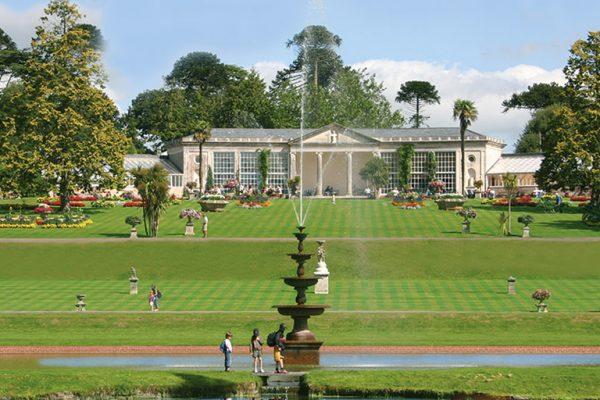 Bicton Park Gardens