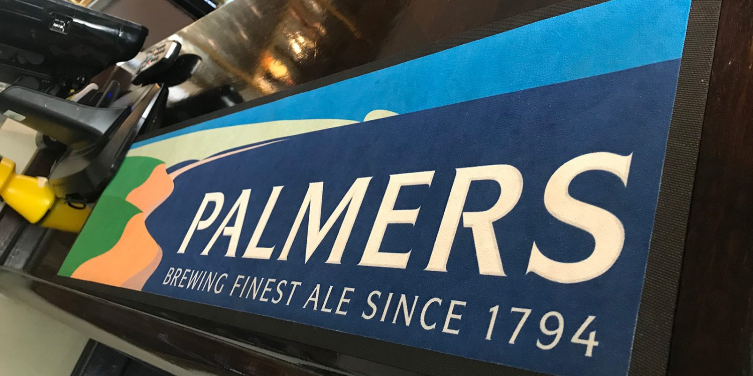 Palmers Brewery - brewing since 1794