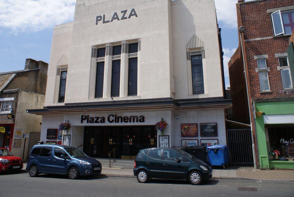 The Plaza Cinema Dorchester