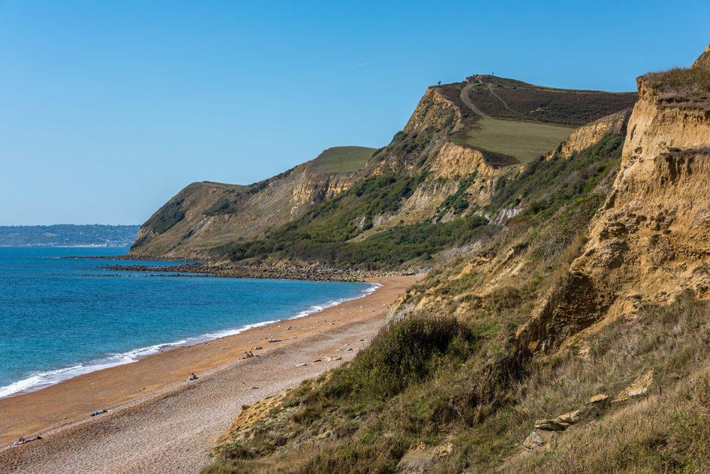 eype beach west dorset