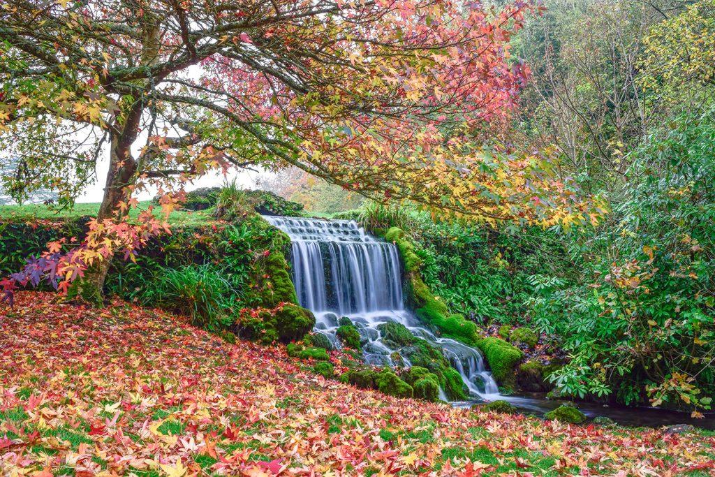 little bredy waterfall
